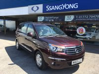 USED 2013 63 SSANGYONG RODIUS TURISMO 2.0 S 5d 155 BHP
