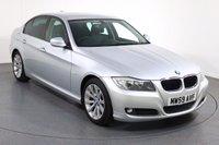 USED 2010 59 BMW 3 SERIES 2.0 318I SE BUSINESS EDITION 4d 141 BHP SAT NAV I BLUETOOTH I LEATHER