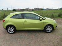 USED 2009 59 SEAT IBIZA 1.4 SE 3d 85 BHP