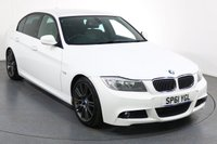 USED 2011 61 BMW 3 SERIES 2.0 318D SPORT PLUS EDITION 4d 141 BHP 2 OWNERS From New