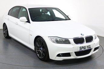 2011 BMW 3 SERIES 2.0 318D SPORT PLUS EDITION 4d 141 BHP £8995.00