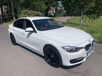 2012 BMW 3 SERIES 2.0 318D SPORT 4d AUTO 141 BHP £9650.00
