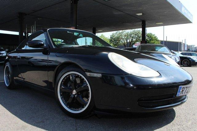 PORSCHE 911 at Derby Trade Cars