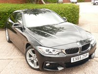 USED 2015 65 BMW 4 SERIES 2.0 420I M SPORT GRAN COUPE 4d 181 BHP