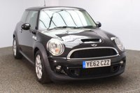 USED 2012 62 MINI HATCH COOPER 2.0 COOPER SD 3DR AUTO 141 BHP SERVICE HISTORY + HALF LEATHER SEATS + AIR CONDITIONING + DAB RADIO + ELECTRIC WINDOWS + ELECTRIC MIRRORS + 16 INCH ALLOY WHEELS