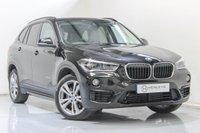 USED 2016 16 BMW X1 2.0 XDRIVE 20I SPORT 5d AUTO 189 BHP