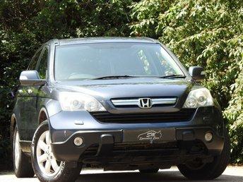 2008 HONDA CR-V 2.2 I-CTDI ES 5d 139 BHP £1995.00