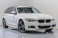 USED 2016 16 BMW 3 SERIES 2.0 320I M SPORT TOURING 5d AUTO 181 BHP