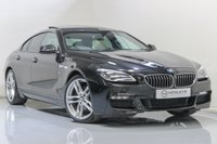 USED 2016 65 BMW 6 SERIES GRAN COUPE 3.0 640D M SPORT GRAN COUPE 4d AUTO 309 BHP