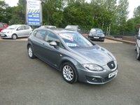 2013 SEAT LEON 1.6 CR TDI SE COPA 5d 103 BHP £6350.00