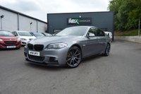 USED 2012 12 BMW 5 SERIES 2.0 520D M SPORT 4d 181 BHP