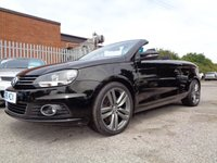 USED 2012 61 VOLKSWAGEN EOS 2.0 SPORT TDI BLUEMOTION TECHNOLOGY 2d 139 BHP RECENT CAMBELT CHANGE