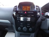 USED 2011 61 VAUXHALL ZAFIRA 1.7 ELITE CDTI ECOFLEX 5d 108 BHP