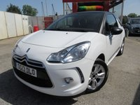 USED 2013 13 CITROEN DS3 1.6 E-HDI DSTYLE 3d 90 BHP a superb condition DS3 AA Warranty included Test drive welcome Well maintained with a documented service history