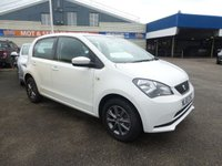 USED 2015 65 SEAT MII 1.0 I-TECH 5d 59 BHP