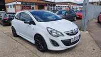 2013 VAUXHALL CORSA 1.2 i 16v Limited Edition 3dr (a/c) £4990.00