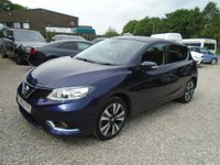 USED 2016 66 NISSAN PULSAR 1.5 dCi N-Connecta (s/s) 5dr