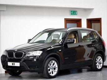 2014 BMW X3 2.0 20d SE xDrive 5dr £12995.00