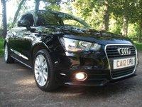 2012 AUDI A1 1.6 TDI SPORT 3d 103 BHP £5799.00