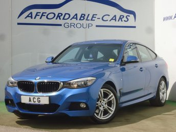 2015 BMW 3 SERIES 2.0 320D M SPORT GRAN TURISMO 5d AUTO 181 BHP £13950.00