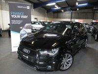2014 AUDI A1 1.4 TFSI S LINE STYLE EDITION 3d AUTO 121 BHP £8490.00