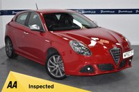 USED 2010 60 ALFA ROMEO GIULIETTA 2.0 JTDM-2 170 Veloce 5dr (12 MOT AND AA INSPECTED)