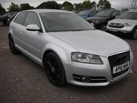 USED 2010 10 AUDI A3 2.0 TDI SPORT 3d 138 BHP FSH - Cambelt changed - Cheap tax - Economical