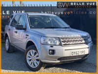 USED 2012 62 LAND ROVER FREELANDER 2.2 TD4 XS 5d 150 BHP *GREAT SPEC, 7 SERVICE STAMPS, TOW BAR!*