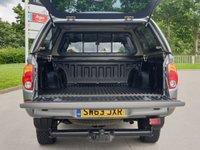 USED 2013 63 MITSUBISHI L200 2.5 DI-D 4X4 WARRIOR LB DCB 1d 175 BHP
