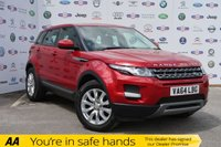 USED 2015 64 LAND ROVER RANGE ROVER EVOQUE 2.2 SD4 PURE TECH 5d 190 BHP LEATHER,SAT NAV,DAB,BLUETOOTH