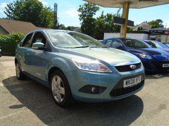 2008 FORD FOCUS 1.8 STYLE TDCI 5d 115 BHP £1795.00