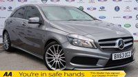 USED 2013 63 MERCEDES-BENZ A CLASS 1.8 A200 CDI BLUEEFFICIENCY AMG SPORT 5d 136 BHP AIR CON,BLUETOOTH,HALF LEATHER