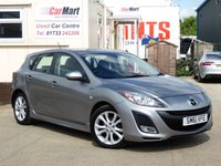 USED 2011 61 MAZDA 3 1.6 TAKUYA 5d 105 BHP HEATED SEATS | REAR SENSORS