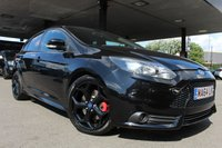 USED 2014 64 FORD FOCUS 2.0 ST-3 5d 247 BHP