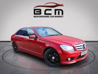 USED 2009 59 MERCEDES-BENZ C CLASS 2.1 C250 CDI BLUEEFFICIENCY SPORT 4d AUTO 204 BHP