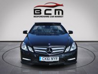 2011 MERCEDES-BENZ E CLASS 2.1 E220 CDI BLUEEFFICIENCY SPORT ED125 2d AUTO 170 BHP £SOLD