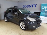USED 2014 14 VAUXHALL MOKKA 1.7 EXCLUSIV CDTI S/S 5d 128 BHP * TWO OWNERS * FULL HISTORY *