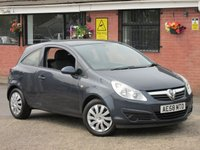 2008 VAUXHALL CORSA 1.4 CLUB AUTOMATIC + LOW MILEAGE 3dr £3490.00
