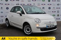 USED 2010 60 FIAT 500 1.2 LOUNGE 3d 69 BHP JUST ARRIVED,DETAILS TO FOLLOW