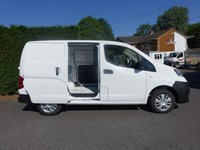 USED 2019 19 NISSAN NV200 ACENTA 1.5 DCI 90 BHP Pre Registered NV200 Acenta With Additional Air Con, Balance Of Manufactures Warranty Till June 2014! Good Saving On Nissan's New List Price With Same Day Availability!