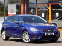 USED 2017 17 SEAT LEON 1.4 TSI Xcellence Technology 5dr ** Sat Nav + Cruise Control **