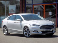 USED 2016 16 FORD MONDEO 2.0 TDCI Titanium 5dr Powershift ** Sat Nav + Bluetooth **
