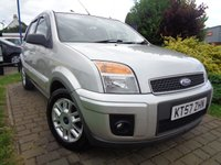 2007 FORD FUSION 1.4 ZETEC CLIMATE 5d AUTO 80 BHP £1989.00