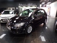 USED 2007 07 VOLKSWAGEN GOLF PLUS 1.9 LUNA TDI 5d 103 BHP