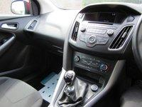 USED 2014 64 FORD FOCUS 1.6 ZETEC TDCI 5d 114 BHP ESTATE FACE LIFT MODEL NICE ESTATE CAR