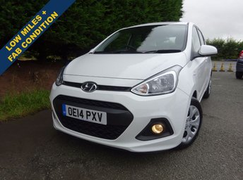 View our HYUNDAI I10