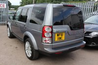 USED 2011 61 LAND ROVER DISCOVERY 3.0 4 SDV6 HSE 5d AUTO 255 BHP