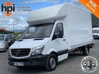 USED 2013 63 MERCEDES-BENZ SPRINTER 2.1 313 CDI LWB LUTON TAIL LIFT FACELIFT TAIL LIFT, FACELIFT LUTON, ONE OWNER, FULL DEALER HIST
