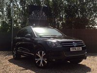 USED 2014 14 VOLKSWAGEN TOUAREG 3.0 V6 R-LINE TDI BLUEMOTION TECHNOLOGY 5dr AUTO 1 Year Parts & Labour Warranty