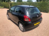 USED 2007 57 TOYOTA YARIS 1.3 TR VVTI 5d 86 BHP Beautiful condition inside and out. Drive extremely well. FSH